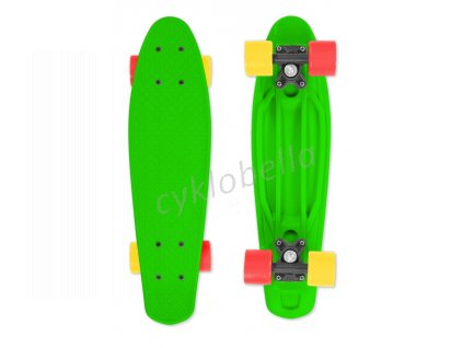 Skateboard FIZZ BOARD Green