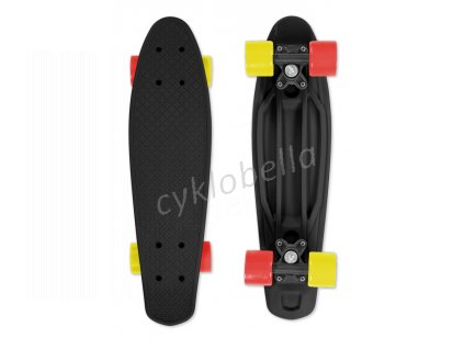 Skateboard FIZZ BOARD Black