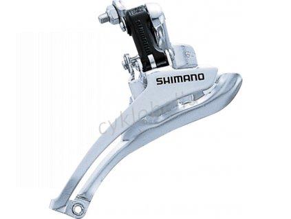SHIMANO přesmykač A050 FD-A050 Sil pro 2x7 obj 28,6 53 z