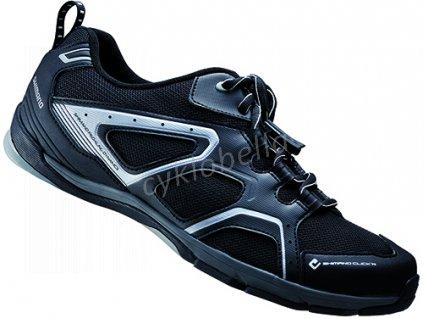 SHIMANO trekingová obuv SH-CT40L, černá, 38