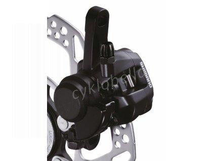 SHIMANO brzda SORA BR-R317 kotouč přední mech třmen polymer Ad: 160PS černá