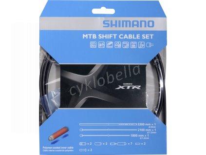 SHIMANO set lanek řazení pro XTR SL-M9000