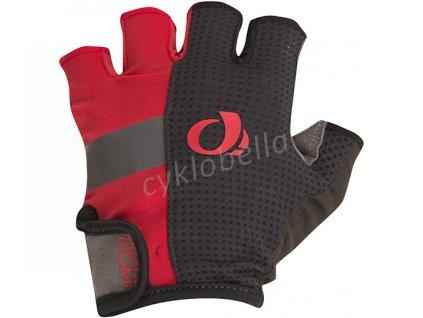 PEARL iZUMi ELITE GEL rukavice, TRUE červená, M