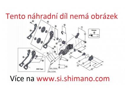 SHIMANO konus FH-RM66 pravý