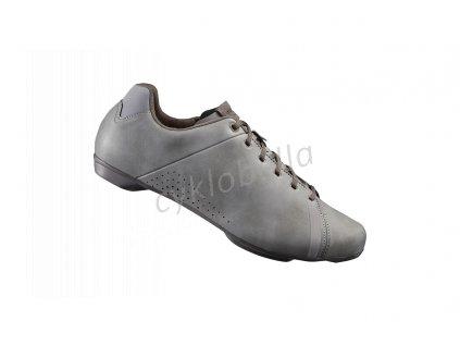 SHIMANO silniční obuv SH-RT400MG, šedá, 43