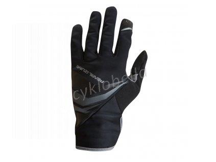 PEARL iZUMi CYCLONE GEL rukavice (5 - 10°C), černá, XL
