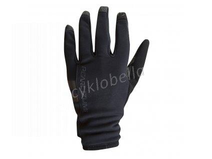 PEARL iZUMi W ESCAPE THERMAL rukavice (7 - 18°C), černá, L
