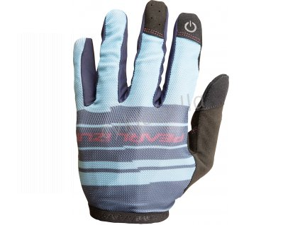PEARL iZUMi DIVIDE rukavice, modrá MIST, XL