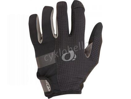 PEARL iZUMi ELITE GEL FF rukavice, černá, S