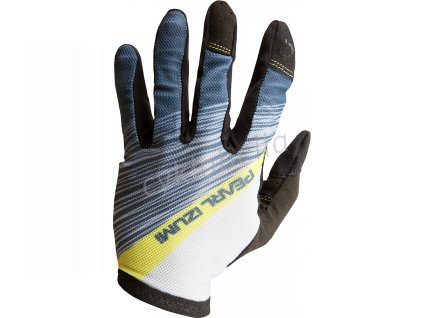 PEARL iZUMi W DIVIDE rukavice, modrá STEEL FRACTURE, M