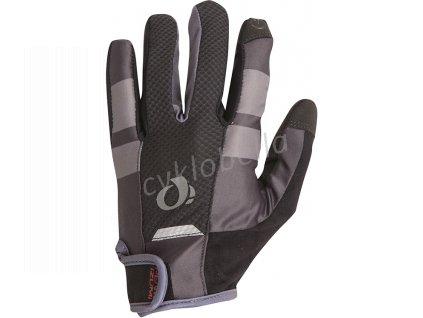 PEARL iZUMi PRO GEL VENT FF rukavice, černá, S