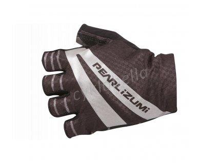 PEARL iZUMi PRO AERO rukavice, černá, S