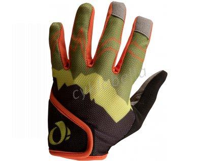 PEARL iZUMi JR MTB rukavice, RIDGELINE černá, M