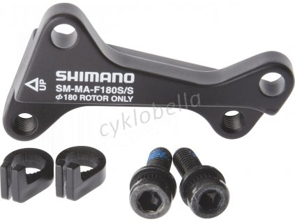 SHIMANO adaptér kot.brzd. MTB-ostatní SMMAF 180 mm SS typ přední bal