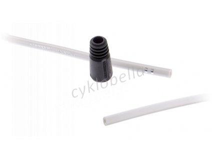 SHIMANO brzdová hadička 90cm pro DiscBrzdy, bílá