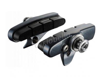 SHIMANO brzdové gumičky BR-9010 R55C4 pár