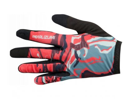 PEARL iZUMi W DIVIDE rukavice, SMOKED PEARL/černá VISTA, L
