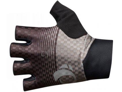 PEARL iZUMi PRO AERO rukavice, černá DIFFUSE, S
