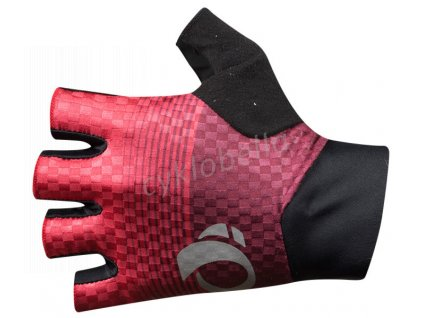 PEARL iZUMi PRO AERO rukavice, ROGUE červená DIFFUSE, XL