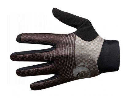 PEARL iZUMi PRO AERO FF rukavice, černá DIFFUSE, XL
