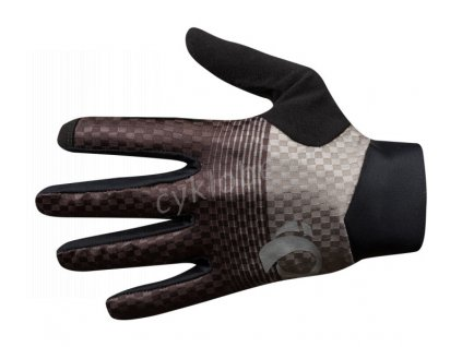 PEARL iZUMi PRO AERO FF rukavice, černá DIFFUSE, XXL