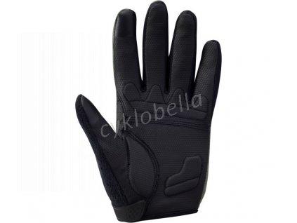 SHIMANO ORIGINAL LONG rukavice, černá, XL