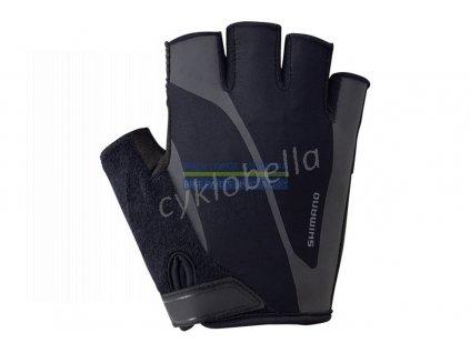 SHIMANO CLASSIC rukavice, černá, S