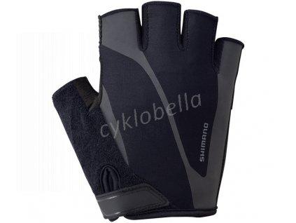 SHIMANO CLASSIC rukavice, černá, XL