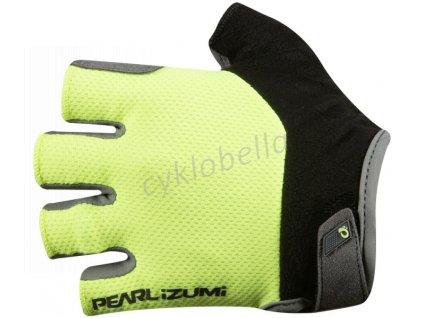 PEARL iZUMi ATTACK rukavice, SCREAMING žlutá, L