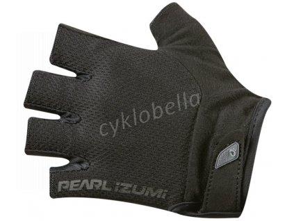 PEARL iZUMi W ATTACK rukavice, černá, S