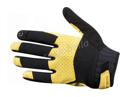 PEARL iZUMi PULASKI rukavice, černá/TAN, XL