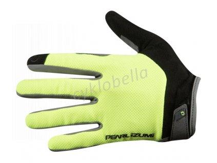 PEARL iZUMi ATTACK FF rukavice, SCREAMING žlutá, XL