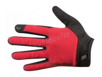 PEARL iZUMi ATTACK FF rukavice, TORCH červená, XL