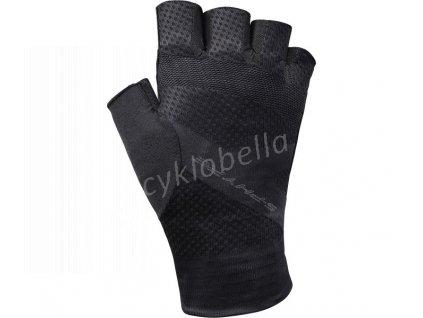 SHIMANO S-PHYRE rukavice 2019, černá, M