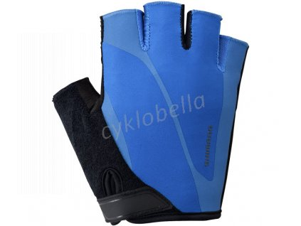 SHIMANO CLASSIC rukavice, modrá, XL