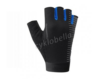 SHIMANO CLASSIC rukavice, modré, L