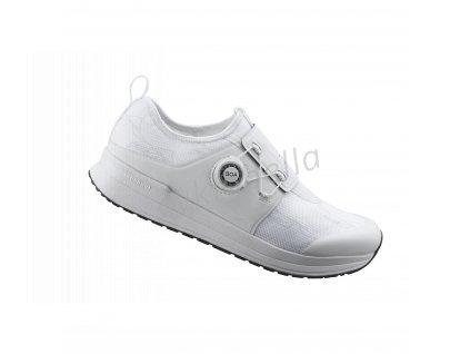 SHIMANO INDOOR obuv SH-IC300, bílá, 38