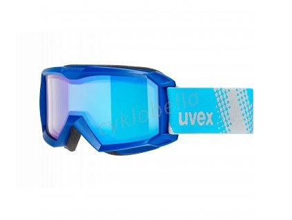 lyžařské brýle UVEX FLIZZ FM, cobalt dl/blue clear-blue(4030) Množ. Uni
