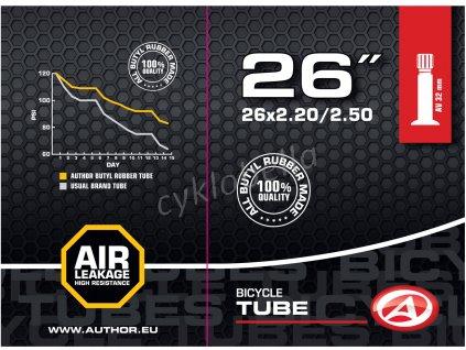 "Duše AT-MTB-26"" Wide AV32 26x2.20-2.50 (černá)"