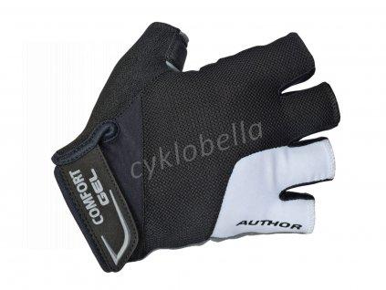 Rukavice Men Comfort Gel X6 k/p M (bílá/černá)