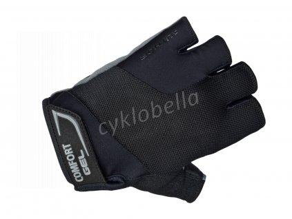 Rukavice Men Comfort Gel X6 k/p M (černá)