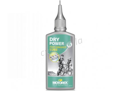 MOTOREX mazivo na řetěz DRY POWER 100ml