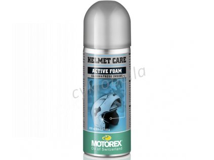 MOTOREX čistící pěna HELMET CARE 200ml