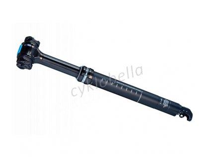PRO teleskopická sedlovka DISCOVER, 27.2 mm, zdvih 70 mm, vnitřní vedení