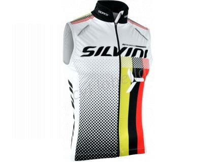 Pánská vesta na kolo Team
