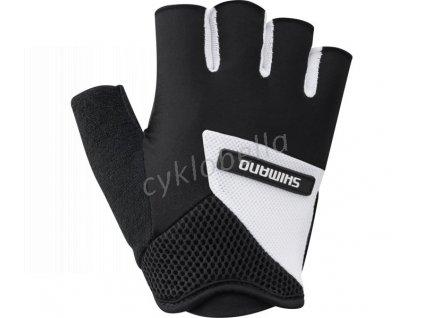 SHIMANO AIRWAY rukavice, černá, M