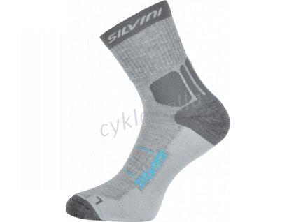 zeteplené ponožky Vallonga