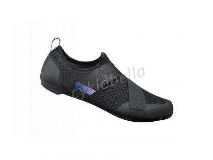 SHIMANO indoor obuv SH-IC100ML, černá, 43