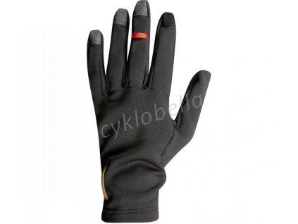 PEARL iZUMi THERMAL rukavice (4 - 18°C), černá, M