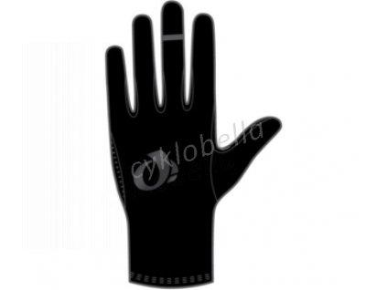 PEARL iZUMi THERMAL LITE rukavice (7 - 18°C), černá, XS